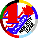 Four Counties Hockey Logo